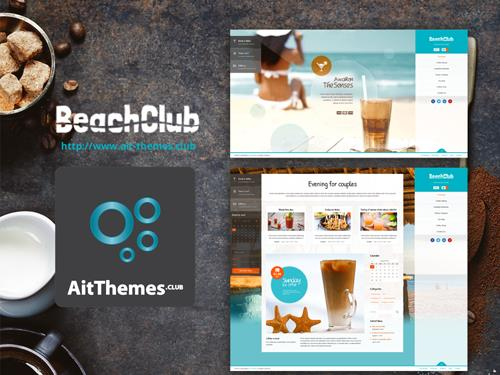 Ait-Themes - BeachClub v1.19 - Fullscreen WordPress Theme