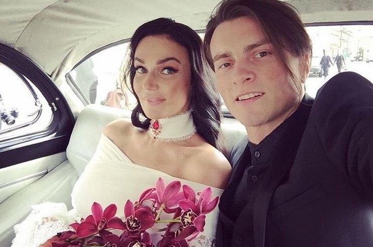 Фото водонаева свадьба