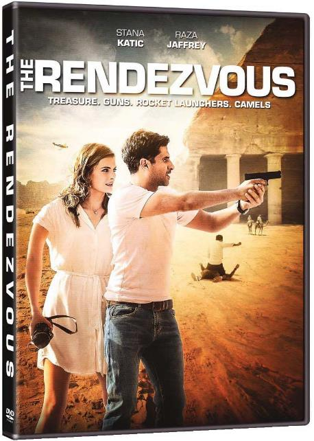 The Rendezvous (2016) 1080p AMZN WEBRip DDP5.1 x264-ViSUM