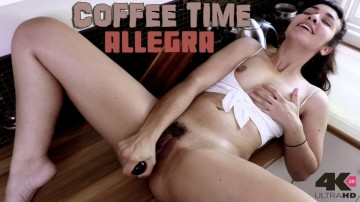 Allegra (Coffee Time) (2017) HD 2160p