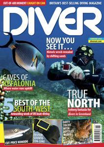 Diver UK - February 2018
