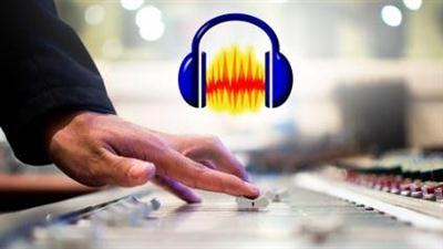 Mixing Audio for Animation in Audacity