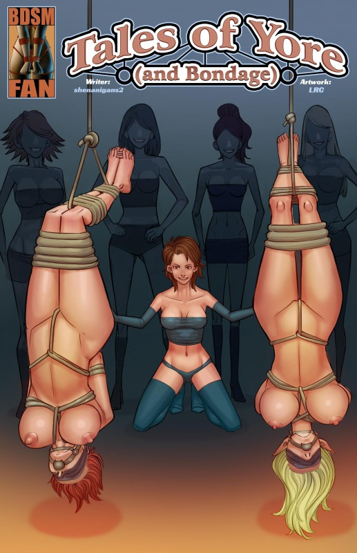 BDSM Fan - Tales of Yore and Bondage 01