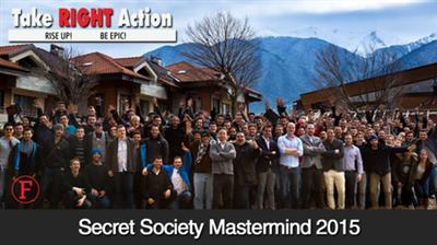 Timothy Marc - Secret Society Mastermind