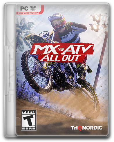 MX vs ATV: All Out [v 2.1.1  + DLCs]update (2018) SpaceX