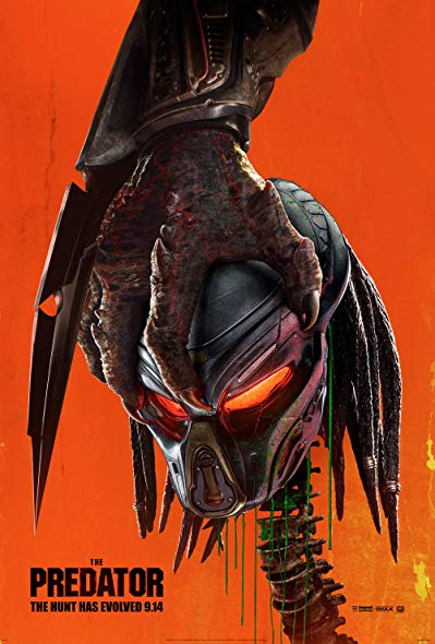 The Predator 2018 NEW HDCAM V2 XViD AC3-ETRG