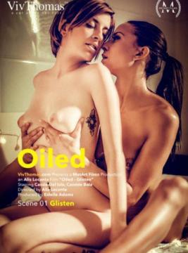 Caomei Bala & Cassie Del Isla - Oiled Ep. 1 - Glisten (2017) 1080p |