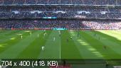 Футбол. Чемпионат Испании 2017-18. 17-й тур. Реал Мадрид - Барселона [23.12] (2017) IPTVRip