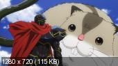 Повелитель / Overlord II [01-07 из 12] (2018) HDTVRip 720p | AniMaunt