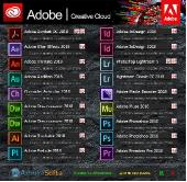 Adobe Software Suite 2018 (Unpack Version) by Azbukasofta (x86-x64) (2018) [Eng/Rus]