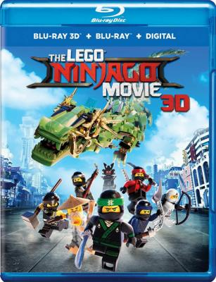ЛЕГО Ниндзяго Фильм / The LEGO Ninjago Movie (2017) BDRip 1080p