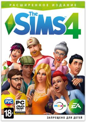 The Sims 4: Deluxe Edition [v 1.38.49.1020 + DLC] (2014) PC | RePack от xatab