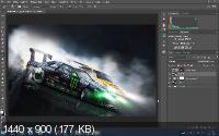 Умное коллажирование в Photoshop (2017)