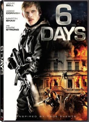6 дней / 6 Days (2017) Blu-Ray Remux 1080p