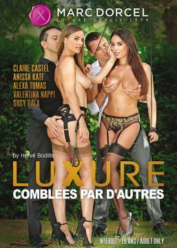 Постер:Luxure - Comblées par d'autres (2017) WEB-DL 720p