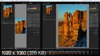 Мастерство по обработке пейзажной фотографии (2017) HDRip