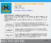 Snappy Driver Installer Origin 1.4.2.679 32-64 bit (Driver Packs 18014) Portable