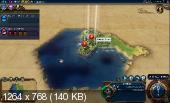 Sid Meier's Civilization VI: Digital Deluxe [v 1.0.0.216 + DLC's] (2016) PC | RePack от FitGirl