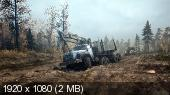 Spintires: MudRunner [Update 5] (2017) PC | RePack