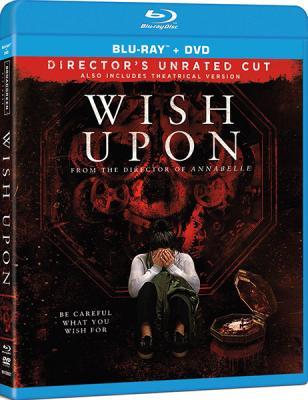 Бойся своих желаний (Шкатулка) / Wish Upon [Расширенная версия / Unrated] (2017) BDRip 1080p