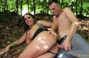 Pascal White, Sexy-Susi - Outdoor anal sex (2017) FullHD 1080p