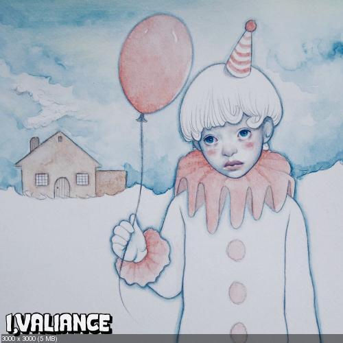 I, Valiance - I (EP) (2018)