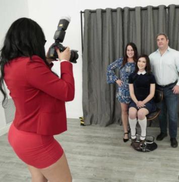 Cristal Caraballo, Maddie Winters - Freaky Photographer (2018) HD 720p