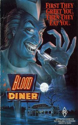 Кровавая закусочная / Blood Diner (1987) BDRip 720p