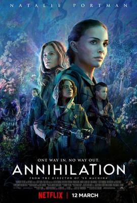 Аннигиляция / Annihilation (2018) BDRip 720p | iTunes