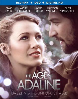 Век Адалин / The Age of Adaline (2015) BDRip 720p | iTunes