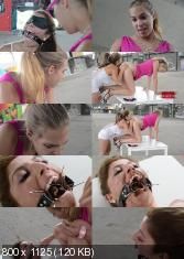 Mikaela Wolf - Scat Domination Open Mouth By Mikaela Wolf 18 Years Old [FullHD] - SG-Video.com