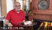 КАЗАН МАНГАЛ со Сталиком Ханкишиевым   (Запеченная баранья нога (рулет)) (2015) TVRip
