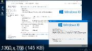 Windows 10 Pro x86/x64 1709.16299.334 by Kuloymin v.12.5 ESD