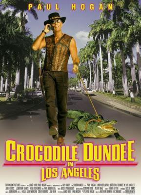 Крокодил Данди в Лос-Анджелесе / Crocodile Dundee in Los Angeles (2001) WEB-DL 1080p