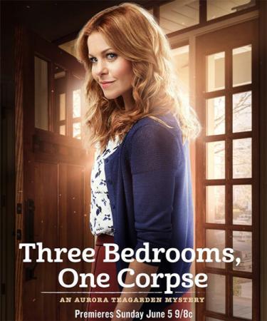 Три спальни, один труп: Тайна Авроры Тигарден / Three Bedrooms, One Corpse: An Aurora Teagarden Mystery (2016) HDTVRip