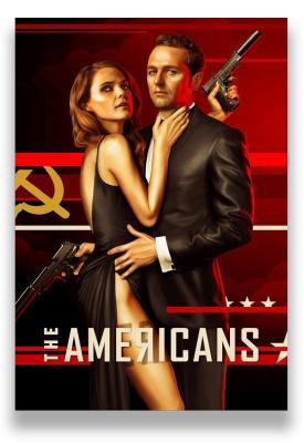 Американцы / The Americans [Сезон: 6, Серии: 1-3 из 13] (2018) WEB-DL 720p | NewStudio