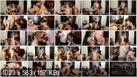 Amateur Defecation: (ModelNatalya94) - We're shit in each other's mouths and smearing shit over the body [FullHD 1080p] - Scatology, Lesbian