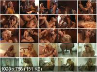 Genuine Films: (Scat Girls) - Scat Bar [DVDRip] - Lesbo, Domination, Germany