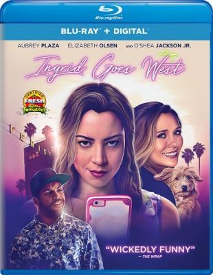 Ингрид едет на Запад / Ingrid Goes West (2017) BDRip 1080p