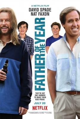 Отец года / Father of the Year (2018) WEBRip 2160p | Sub