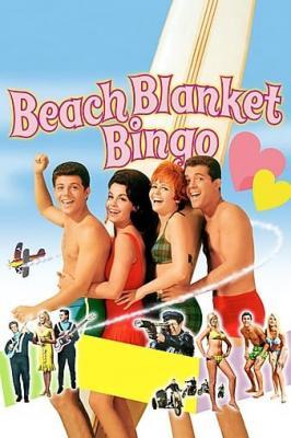 Пляжные игры / Бинго на пляже / Пляжное бинго на подстилке / Beach Blanket Bingo (1965) BDRemux 1080p
