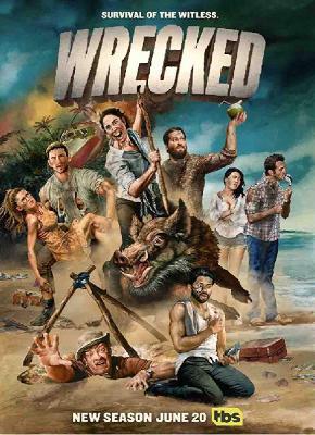 Крушение / Wrecked (2016)