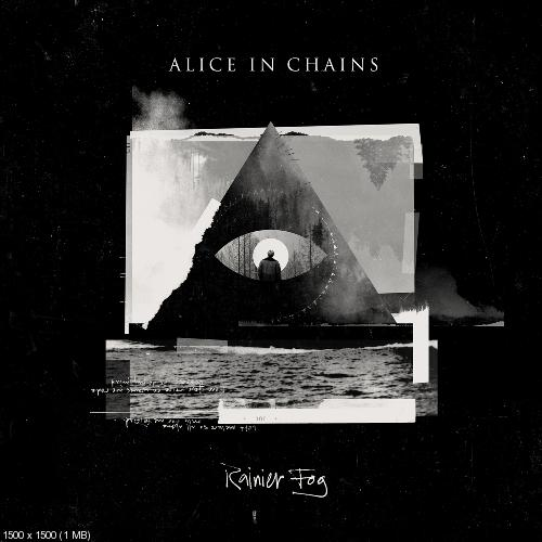 Alice In Chains - Rainier Fog (2018)