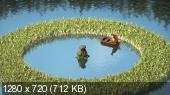 Маша и Медведь  (73 серия) (Случай на рыбалке) (2018) WEB-DLRip