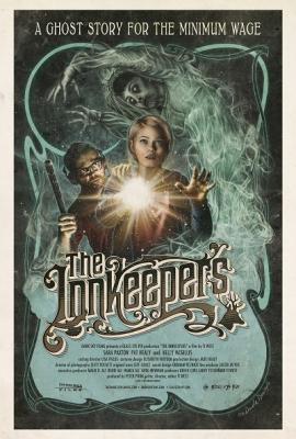 ����� ������� ����� / The Innkeepers (2011) BDRemux 1080�